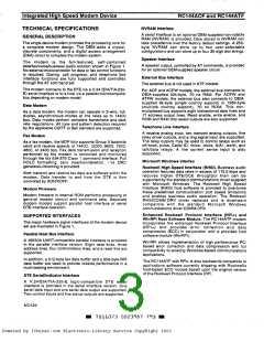 浏览型号RC144ACFW-S的Datasheet PDF文件第3页