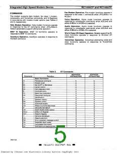 浏览型号RC144ACFW-S的Datasheet PDF文件第5页