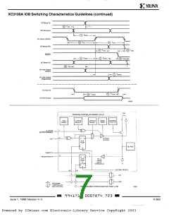 浏览型号XC3164-4PP132C的Datasheet PDF文件第7页