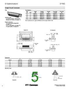 浏览型号311-P-10-10P-B-12的Datasheet PDF文件第5页
