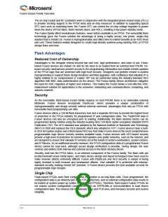 浏览型号M1AFS1500-2FGG256I的Datasheet PDF文件第8页