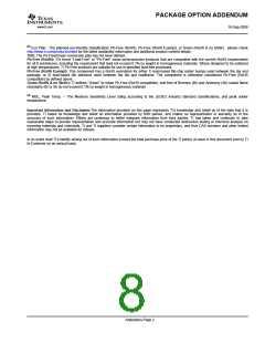 浏览型号SN74LV367ADGVRG4的Datasheet PDF文件第8页