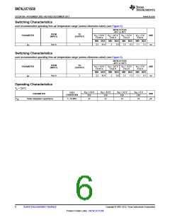浏览型号SN74LVC1G58DBVRE4的Datasheet PDF文件第6页