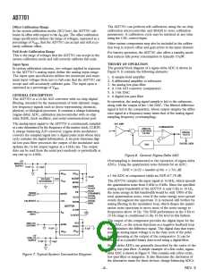 浏览型号AD7701ARS-REEL的Datasheet PDF文件第9页