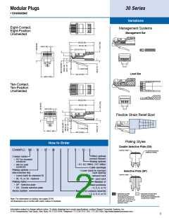 浏览型号937-DS-3088OB-K2的Datasheet PDF文件第2页