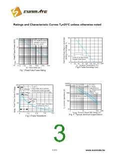浏览型号SM15T250CA的Datasheet PDF文件第3页