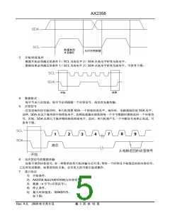 浏览型号AX2358的Datasheet PDF文件第5页